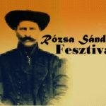 VIII. Rózsa Sándor Fesztivál – Ásotthalom 2020