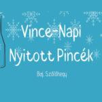 Vince-napi Nyitott Pincék 2020 Baj