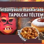 IX. Tapolcai Téltemető és Télbanyaűző Maskarádé 2020