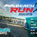 1. LUPA Beach RUN 2020