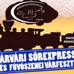 Sárvári Sörexpressz és XXI. Fúvószenei Várfesztivál 2021