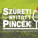 Palkonyai Nyitott Pincék 2021